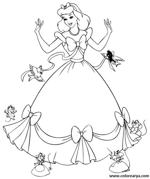 dibujos para colorear y pintar para los niños