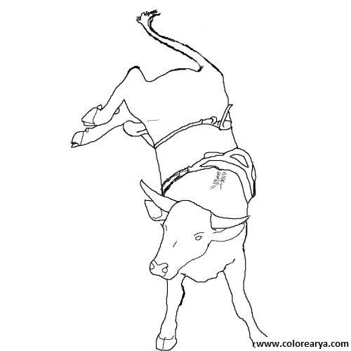 Dibujos de un torero para colorear - Imagui
