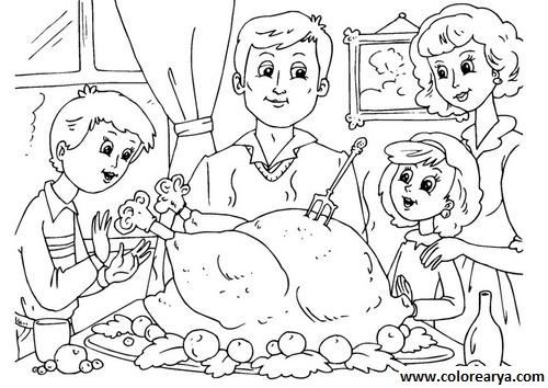 Dibujos Para Colorear Familia. Dibujos Para Colorear De Peppa Pig ...