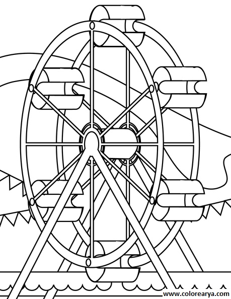 feria coloring pages - photo#29