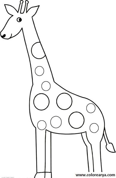 Dibujos para colorear y pintar para los nios