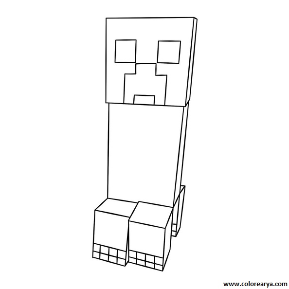 coloring pages minecraft stampylongnose halloween - photo#32