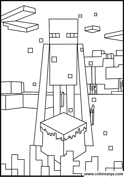 Minecraft Car Coloring Pages : Free coloring pages of minecraft tnt