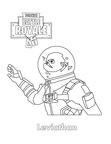 fortnite colorear pintar dibujos 2 - imagenes de fortnite personajes para dibujar