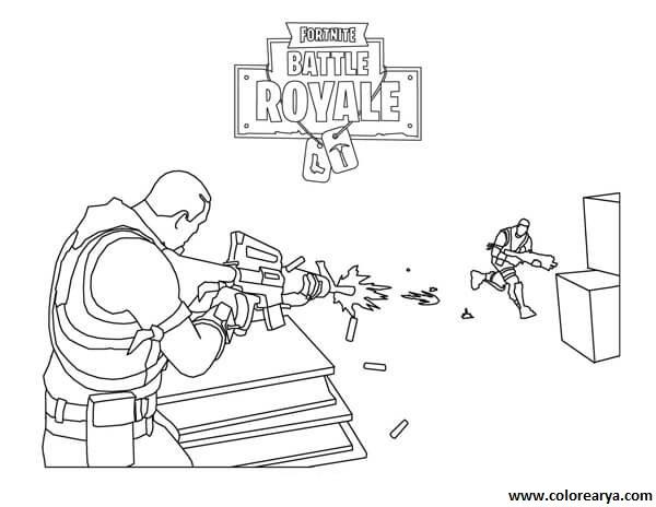 Dibujos Para Colorear De Fortnite: Fortnite Free V Bucks Generator